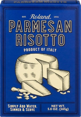 Roland Parmesan Risotto Perspective: front