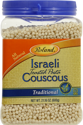 Roland Israeli Traditional Couscous Perspective: front