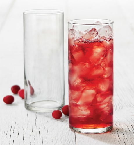 Dash of That® Stark Glass Drinkware 16 Pack Perspective: front