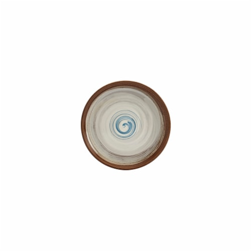 Dash of That® Tracey Salad Plate Perspective: front
