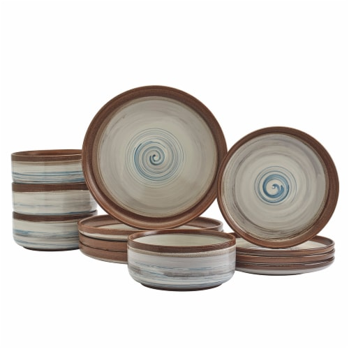 Dash of That® Tracey Dinnerware Set Perspective: front