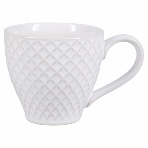 Dash of That Brooklyn Mug - White Perspective: front