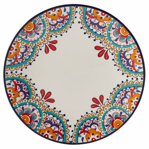Dash of That Elle Dinner Plate Perspective: front