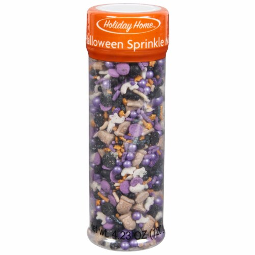 Holiday Home™ Halloween Spooky Sprinkles Mix Perspective: front