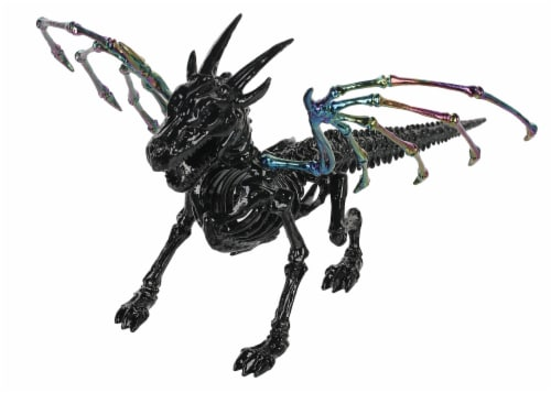 Holiday Home Dragon - Black Perspective: front