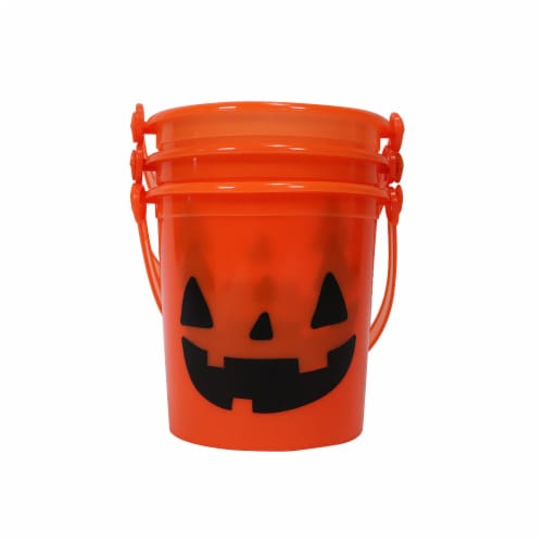 Holiday Home® Mini Buckets - Orange Perspective: front