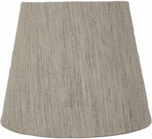 HD Designs Texture Accent Lamp Shade - Tan Perspective: front