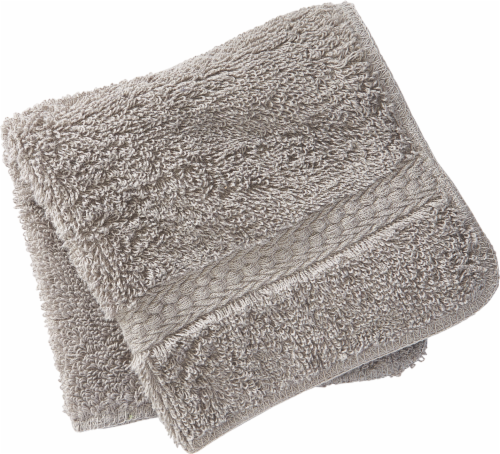 Everyday Living Washcloth - Cloud Burst Perspective: front
