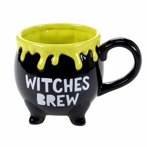Holiday Home 20 oz 3D Mug - Witches Brew Perspective: front