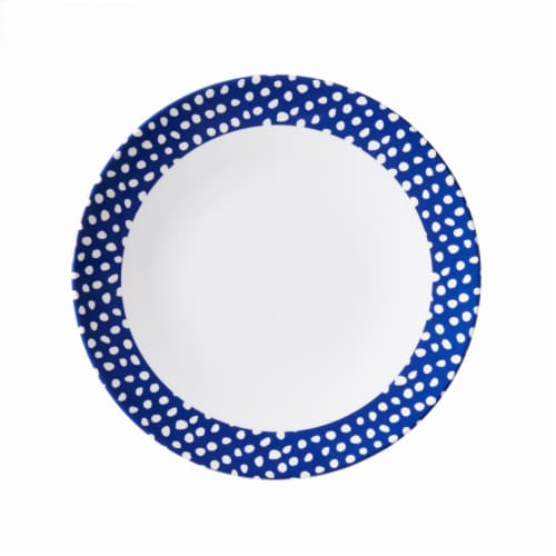 HD Designs Outdoors® Paisley Dotted Dinner Plate - 10.5 Inch - Blue/White Perspective  sc 1 st  Kroger & Kroger - HD Designs Outdoors® Paisley Dotted Dinner Plate - 10.5 ...