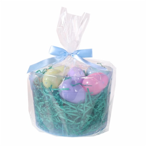 Holiday Home Easter Bucket Kit - Blue Perspective: front