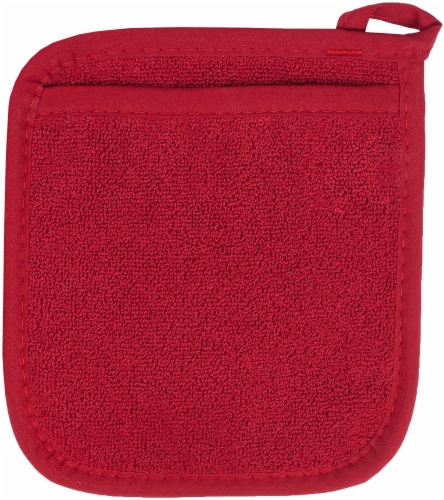 Everyday Living Pocket Mitt - Red Perspective: front