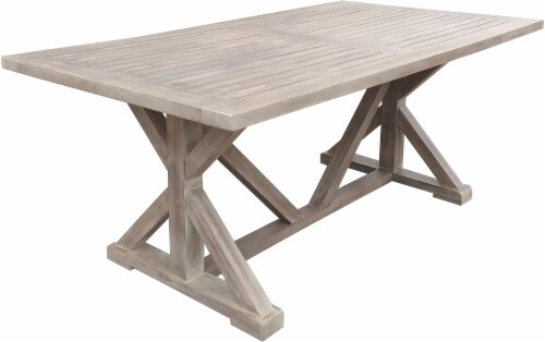 Fred Meyer - HD Designs Outdoors® Captiva Wood Dining Table - Tan