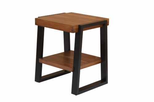 HD Designs® Quinn End Table Perspective: front