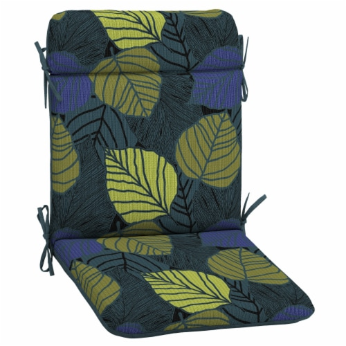 HD Designs Outdoors® Mid Back Cushion - Palms Perspective: front
