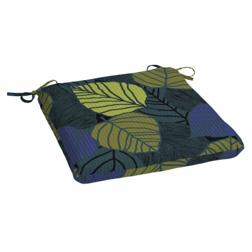 HD Designs Outdoors® Seat Pad - Palms Perspective: front