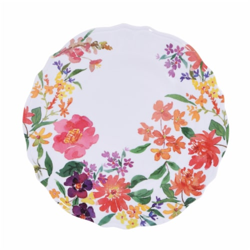 Holiday Home® Melamine Dinner Plate - Easter Perspective: front