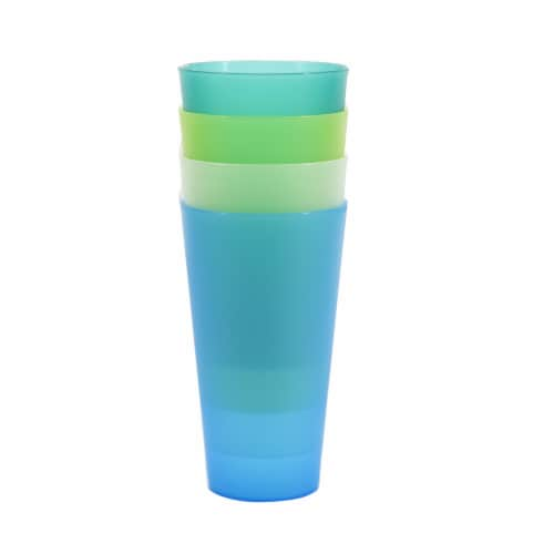 HD Designs Outdoors® Tumblers - 4 Pack - Cool Perspective: front
