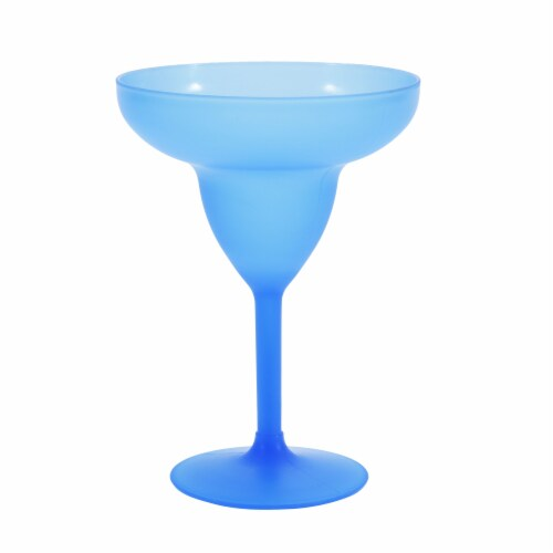 HD Designs Outdoors® Margarita Goblet - Blue Perspective: front