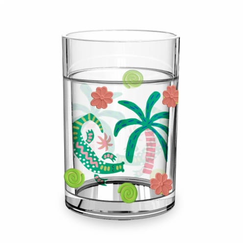 HD Designs Outdoors Junlge Fun Floaty Tumbler Perspective: front