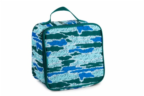 Everyday Living Camo Lunch Box Perspective: front