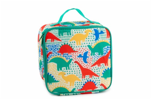 Everyday Living Dinos Lunch Box Perspective: front