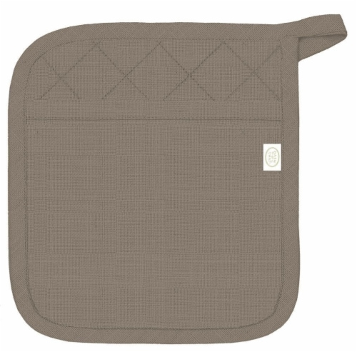 Dash of That™ Pocket Mitt - Taupe Perspective: front