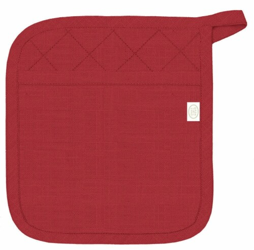 Dash of That™ Pocket Mitt - Red Perspective: front