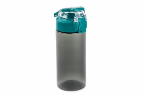 Everyday Living Hydration Bottle - Black Perspective: front