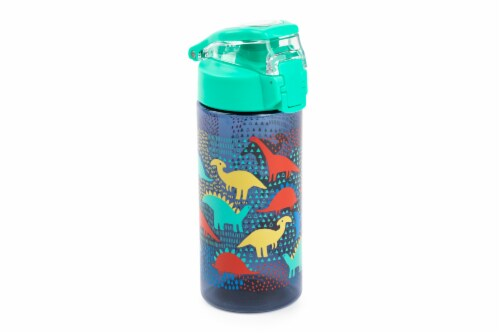 Everyday Living Hydration Bottle - Dinos Perspective: front