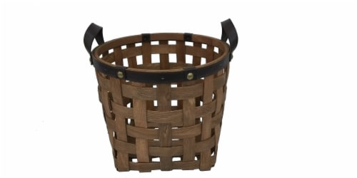 HD Designs Small Fir Basket Perspective: front