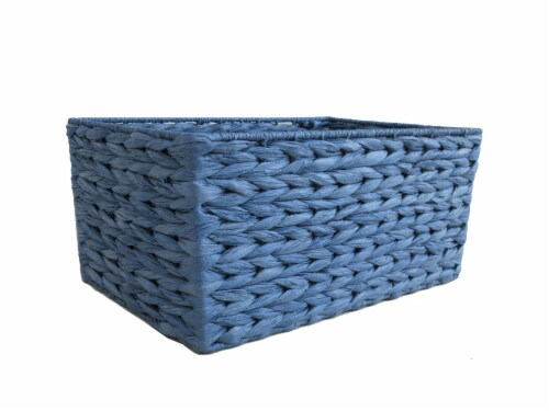HD Designs Large Paper Rope Basket Perspective: front