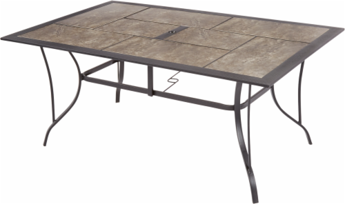 Kroger Hd Designs Outdoors Water S Edge Dining Table Gray 41 X