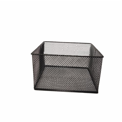 HD Designs Mesh Wire Basket Perspective: front