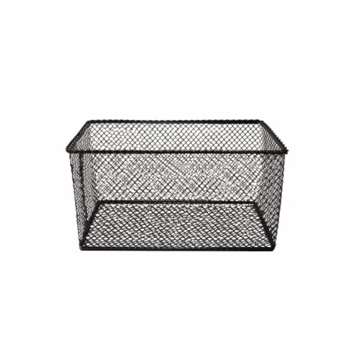 HD Design Mesh Wire Basket Perspective: front