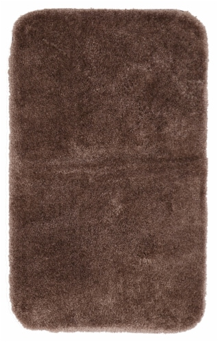 Mohawk Home Composition Bath Rug - Fox Glove Perspective: front