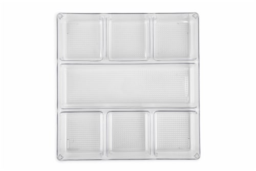 Everyday Living Slotted Drawer Organizer Perspective: front
