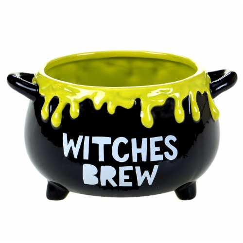 Holiday Home Candy Basket - Witches Brew Perspective: front