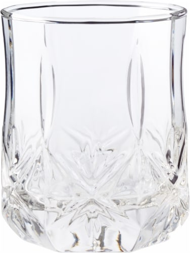 Dash of That Belmont Double Old-Fashioned Glassware Set - Clear Perspective: front