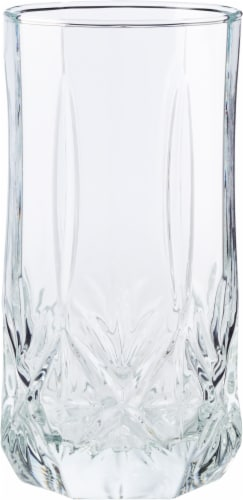 Dash of That Belmont Tumbler Glassware Set Perspective: front