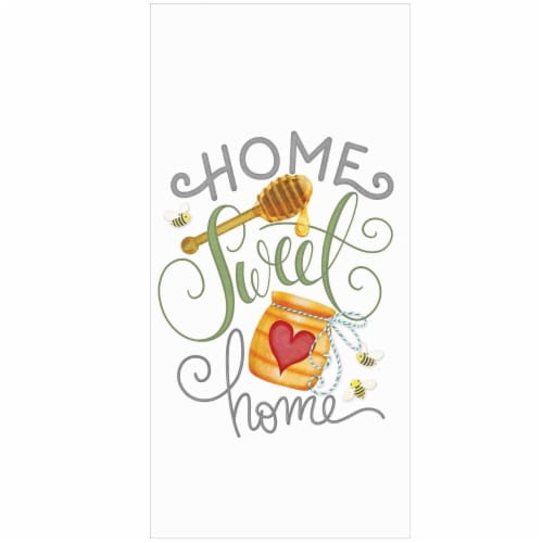Dash of That Kitchen Towel - Home Sweet Home Perspective: front