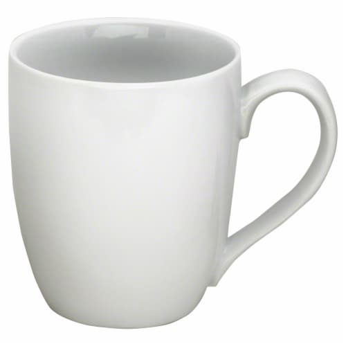Dash of That Bistro Mug - White Perspective: front