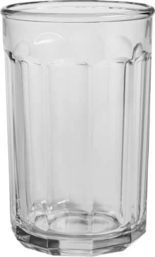 Dash of That Cooler Glass - Clear Perspective: front