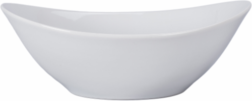 Dash of That™ Contessa Bowl - White Perspective: front