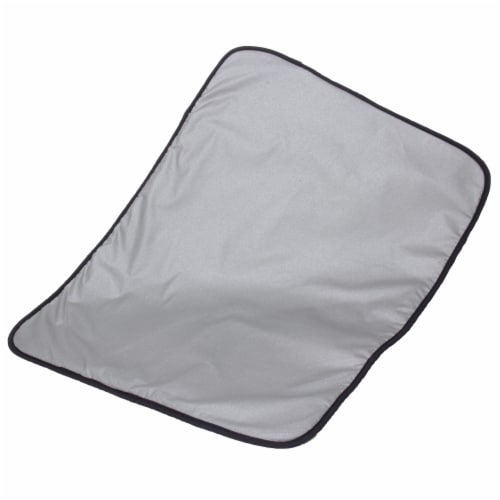 Everyday Living Silicone Ironing Blanket - Silver Perspective: front