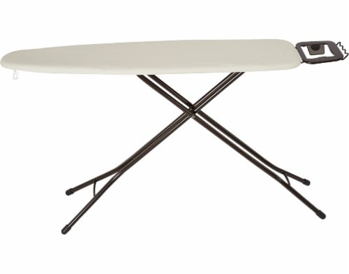 Everyday Living Ironing Board and Cover - Bronze/White Perspective: front