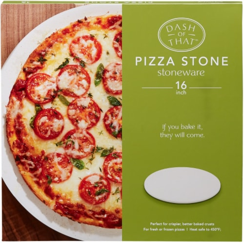 Dash of That™ Pizza Stone Perspective: front
