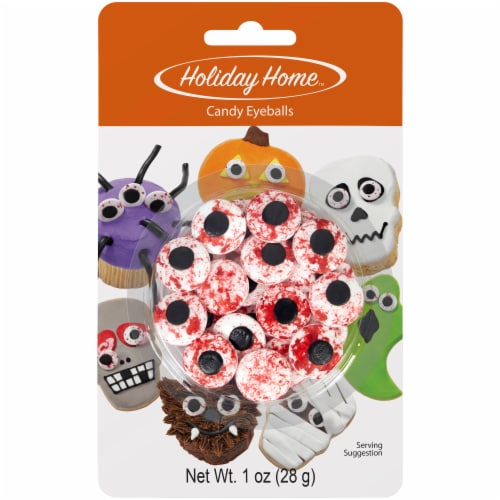 Holiday Home™ Candy Eyeballs Perspective: front