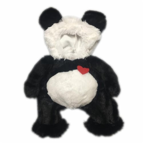 Holiday Home® Panda Small Pet Costume Perspective: front