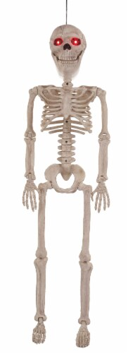 Holiday Home® Animated Posable Skeleton Perspective: front